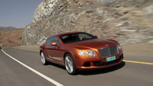 Bentley Continental GT (Бентли)