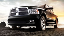 Dodge Ram Laramie Limited